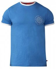 D555 Otis T-shirt Blue