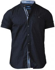 D555 Republic Short Sleeve Shirt Navy