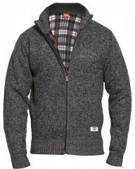 D555 Braxton Sweater Charcoal
