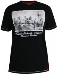 D555 Jayden T-shirt Black