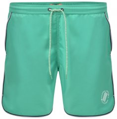 Kam Jeans 325 Swim Shorts Lime Green