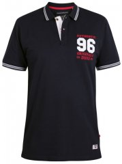 D555 Bartley Polo Dark Navy