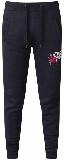 D555 Matt Fashion Sweatpants Black - Sweatbukser og Sweatshorts - Sweatbukser og Sweatshorts 2XL-8XL
