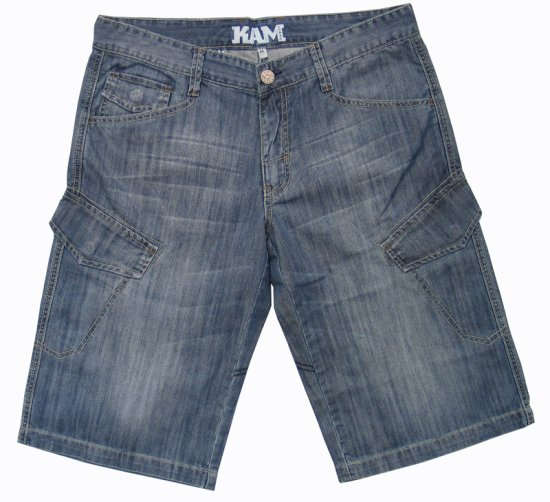 Kam Jeans Alvin Shorts - Shorts - Store shorts - W40-W60