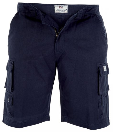 Duke Best Shorts Navy - Shorts - Store shorts - W40-W60
