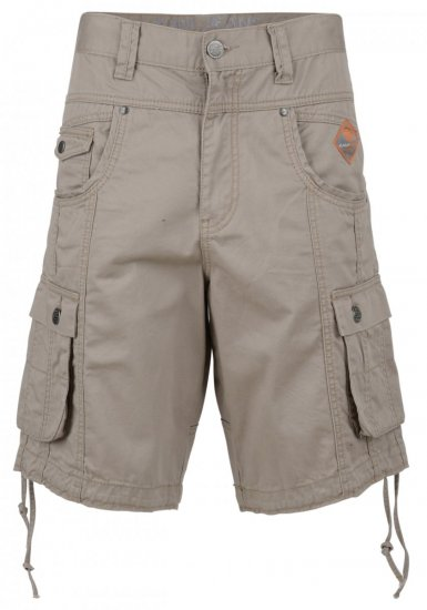 Kam Jeans Travis Shorts Stone - Shorts - Store shorts - W40-W60