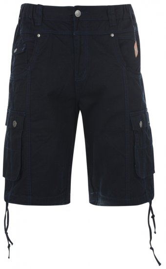 Kam Jeans Travis Shorts Navy - Shorts - Store shorts - W40-W60