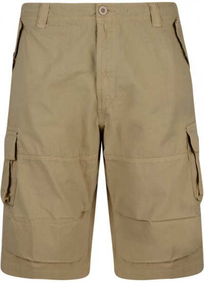 Kam Jeans 386 Cargo Shorts Sand - Shorts - Store shorts - W40-W60