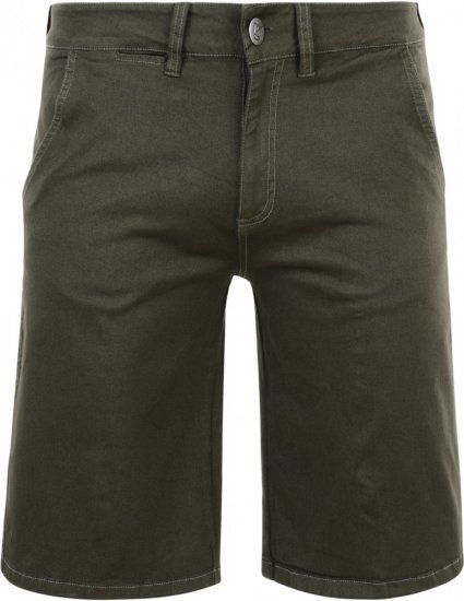 Kam Jeans 394 Chino Short Olive - Shorts - Store shorts - W40-W60
