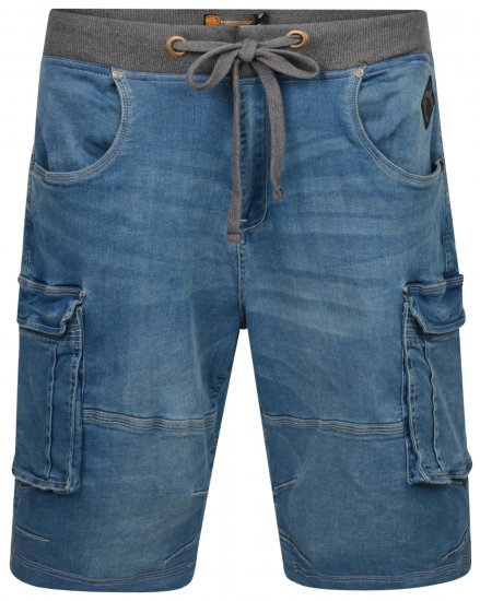 Kam Jeans Dito Denim Shorts Light Used - Shorts - Store shorts - W40-W60