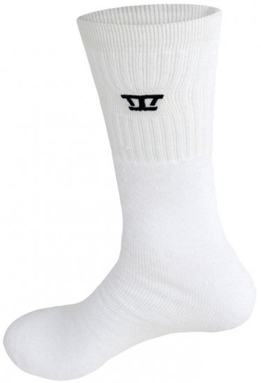D555 Logan Sports And Leisure Socks 2-Pack White - Undertøy & Badetøy - Undertøy store størrelser - 2XL-8XL