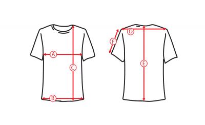 skjorte størrelse 48 svarer til