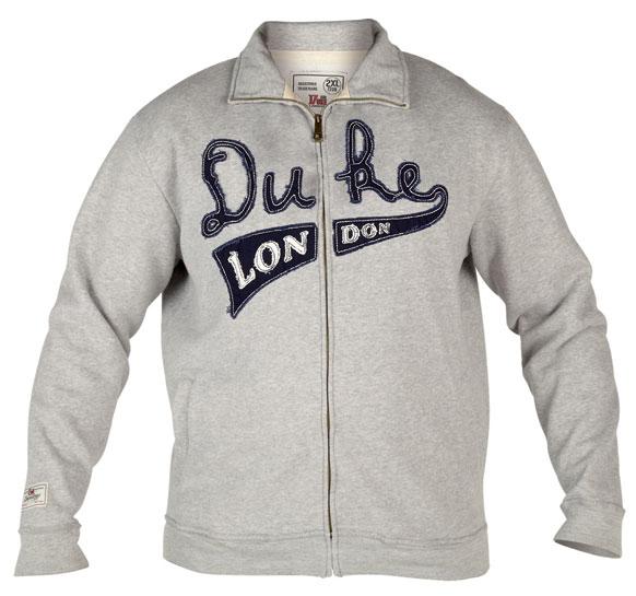 48109459 Duke Leo - Gensere og Hettegensere - Store hettegensere - 2XL-8XL