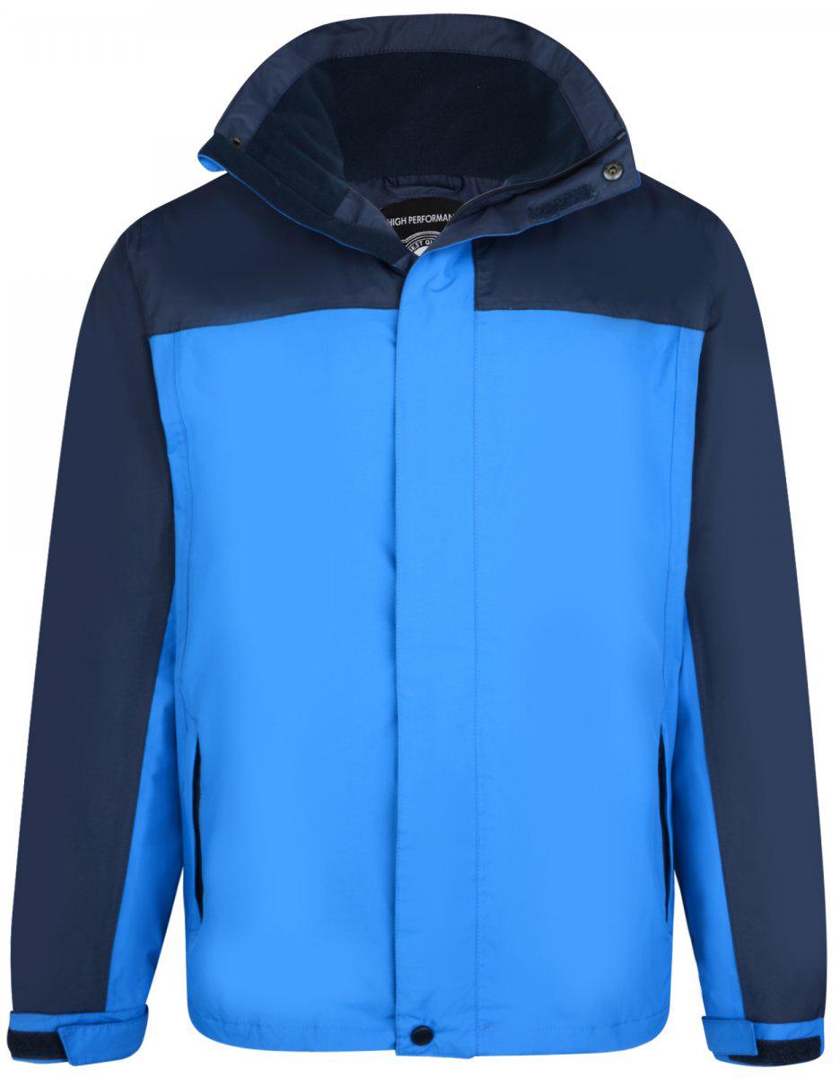 2342b1d9 Kam Jeans 439 Skalljakke Mørkeblå i store størrelser - MotleyDenim.no